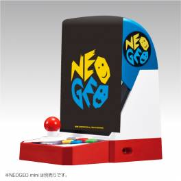 FREE SHIPPING - Neo Geo Mini Dust Cover [SNK - Brand new]