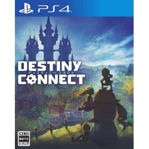 FREE SHIPPING - DESTINY CONNECT - Standard Edition [PS4]