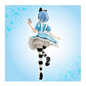 RE:ZERO - STARTING LIFE IN ANOTHER WORLD - SSS FIGURE REM IN WONDERLAND [FuRyu] [Used]