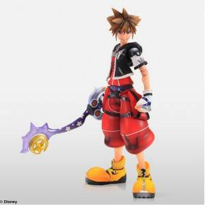 Kingdom Hearts II - Sora Limit Form [Play Arts Kai]