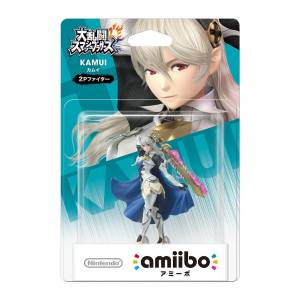 Amiibo Kamui (Player 2 Ver.) - SUPER SMASH BROS. SERIES VER. - REISSUE [Wii U/ SWITCH]