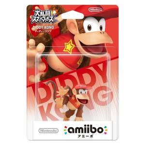 Amiibo Diddy Kong - Super Smash Bros. series Ver. - Reissue [Wii U/ SWITCH]