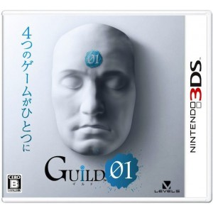 Guild 01 [3DS - Used Good Condition]