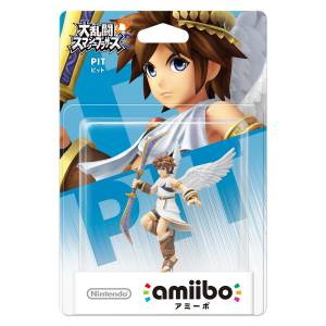 FREE SHIPPING - Amiibo Pit - Super Smash Bros. series Ver. - Reissue [Wii U/ SWITCH]