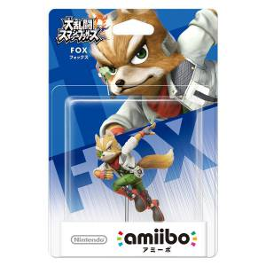 Amiibo Fox - Super Smash Bros. series Ver. - Reissue [Wii U/ SWITCH]