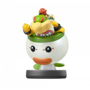 Amiibo Koopa Jr. / Bowser Jr. - Super Smash Bros. series Ver. - Reissue [Wii U/ SWITCH]