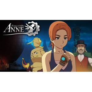 FREE SHIPPING - Forgotten Anne - Standard Edition [PS4]