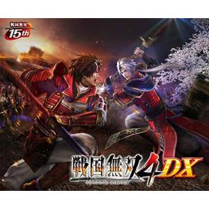 Samurai Warriors 4 DX - 15th Anniversary Commemoration BOX [Switch]