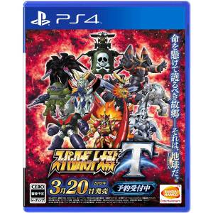 Super Robot War T - Standard Edition [PS4]