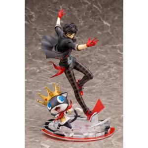 Persona 5: Dancing Star Night Protagonist & Morgana [ARTFX J]