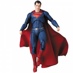 JUSTICE LEAGUE - Superman - Reissue [MAFEX No.057]