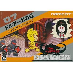 Druaga no Tou / The Tower of Druaga [NGC - used good condition]