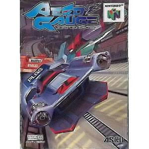 Aero Gauge [N64 - occasion BE]