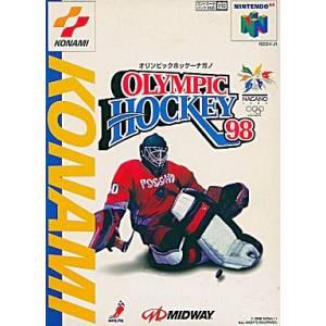 Olympic Hockey Nagano 98 [N64 - occasion BE]