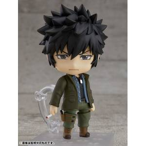FREE SHIPPING - PSYCHO-PASS - Sinners of the System Shinya Kogami SS Ver. [Nendoroid 1066-DX]
