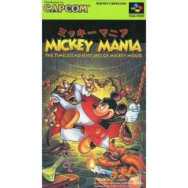 Buy Mickey Mania - Used Good Condition (Super Famicom Japanese