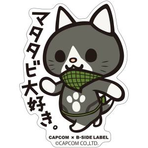 CAPCOM x B-SIDE LABEL Sticker - Monster Hunter: World - I Love Felvine [Goods]