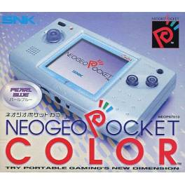 Neo Geo Pocket Color Pearl Blue [Used]