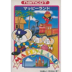 Mappy Land [FC - Used Good Condition]