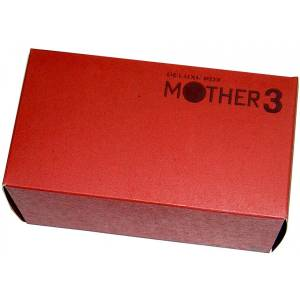 Game Boy Micro Mother 3 Deluxe Box [GBA - occasion BE]