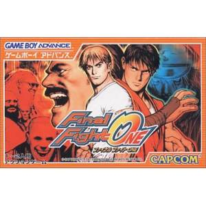Final Fight One [GBA - Used Good Condition]