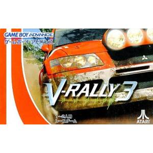 V-Rally 3 [GBA - Used Good Condition]
