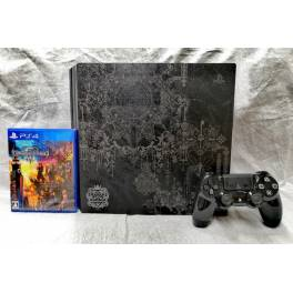PlayStation 4 Pro KINGDOM HEARTS III LIMITED EDITION (CUHJ-10025 / 1 TB) [PS4 - brand new]