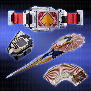 Kamen Rider COMPLETE SELECTION MODIFICATION BLAYBUCKLE & ROUSEABSORBER & BLAYROUZER Limited Edition [Bandai]