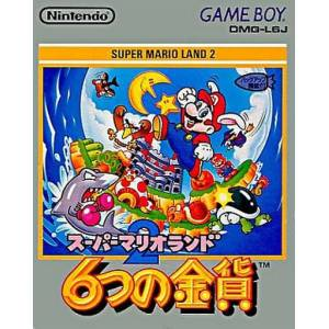 Super Mario Land 2 - 6 Tsu no Kinka / 6 Golden Coins [GB - occasion BE]