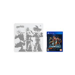 Jump Force Top Cover Limited Set (White) (TOPC-ENG-JF/W) [PS4]