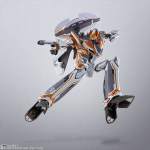 Macross Delta - VF-31E Siegfried Chuck Mustang Use [DX Chogokin]