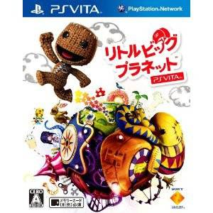 Little Big Planet PSVita [PSVita - Used Good Condition]
