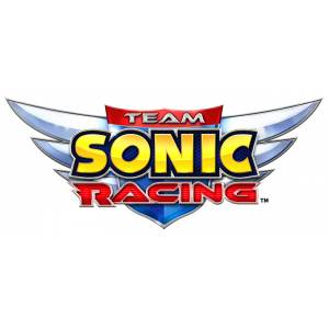 Team Sonic Racing DX Pack 3D Crystal Set [PS4]