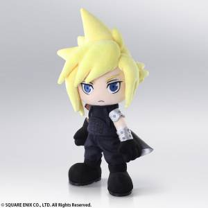 FINAL FANTASY VII ACTION DOLL - CLOUD STRIFE [Square Enix]