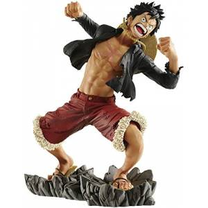 Ichiban Kuji - One Piece Memorial Log A Prize - Luffy [Banpresto]
