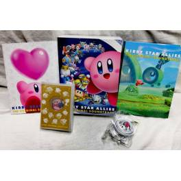 Kirby Star Allies - The Original Soundtrack Limited Edition [OST]