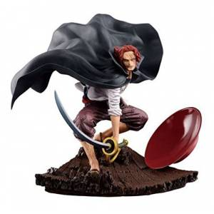 Ichiban Kuji - One Piece Memory 2 C Prize - Red Hair Shanks [Banpresto]