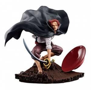 Ichiban Kuji - One Piece Memory 2 C Prize - Red Hair Shanks [Banpresto] [Used]