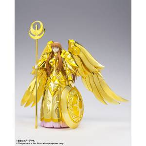 Saint Seiya Myth Cloth - Goddess Athena Original Color Edition TAMASHII NATIONS 10th Anniversary WORLD TOUR [Used]