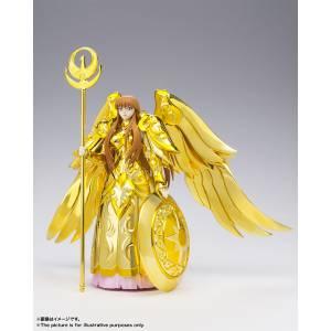 Saint Seiya Myth Cloth - Goddess Athena Original Color Edition TAMASHII NATIONS 10th Anniversary WORLD TOUR [Used]