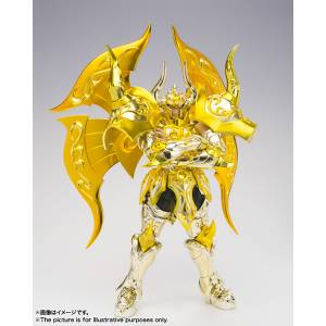 Saint Seiya Myth Cloth EX - Taurus Aldebaran (God Cloth / Soul of Gold) [Used]
