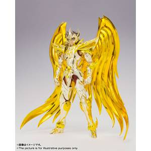 Saint Seiya Myth Cloth EX - Sagittarius Aiolos (God Cloth / Soul of Gold) [Used]