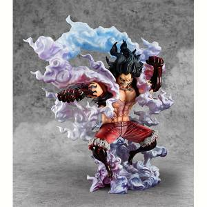 One Piece - SA-MAXIMUM Monkey D. Luffy Gear Fourth, Snakeman Limited Edition [Portrait Of Pirates]