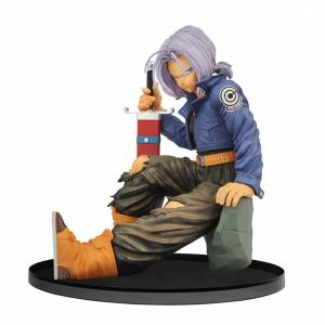 Dragon ball Z- World Figure Colosseum 2 Vol.7 - Futur Trunks [Banpresto]