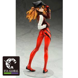 EVA GLOBAL Exclusive Reproduction Evangelion: 3.0 You Can (Not) Redo Asuka Langley Shikinami Jersey Ver. Limited Reissue [Alter]