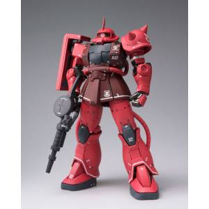 FREE SHIPPING - Mobile Suit Gundam: The Origin - MS-06S Char's Zaku II [GUNDAM FIX FIGURATION METAL COMPOSITE]