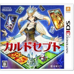 Culdcept [3DS - Used Good Condition]