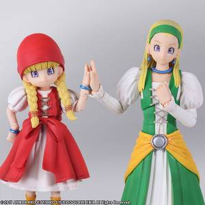 Dragon Quest XI Sugisarishi Toki wo Motomete - Serena & Veronica Limited Edition [BRING ARTS / Square Enix]