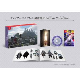 Fire Emblem: Three Houses - Fodlan Collection [Switch]