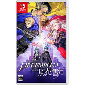 FREE SHIPPING - Fire Emblem: Three Houses - Standard edition (Multi Language) [Switch]
